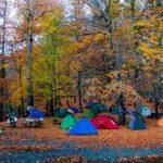 yedigöller çadır alanı