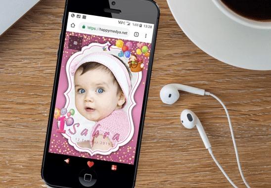 Türkiye'nin ilk Mobil App Davetiye Sistemi