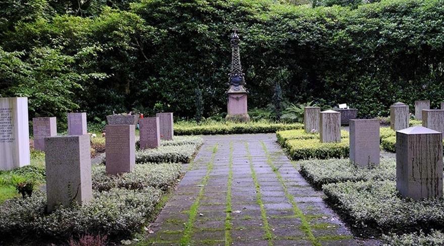 Ohlsdorf Mezarlığı