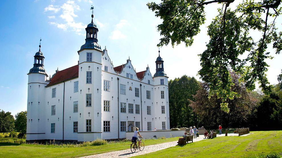 Schloss Ahrensburg Bölgesi