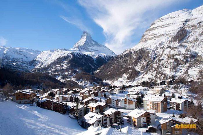 Zermatt Köyü