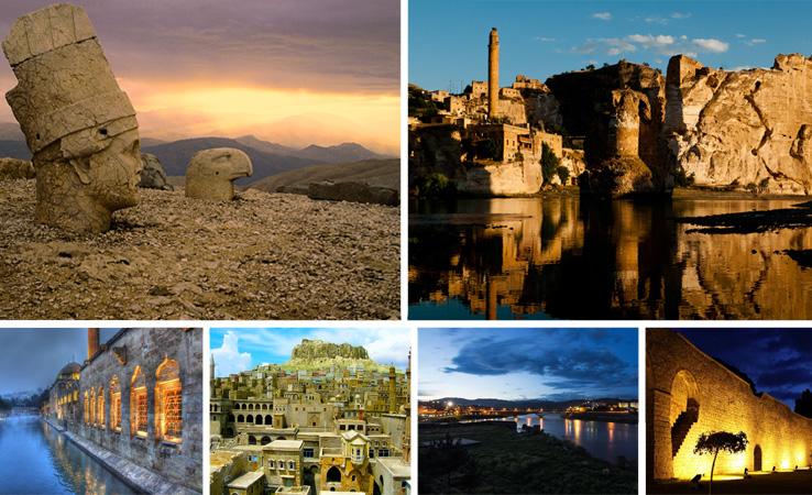 Güneydoğu Anadolu Görülmesi Gereken Yerler