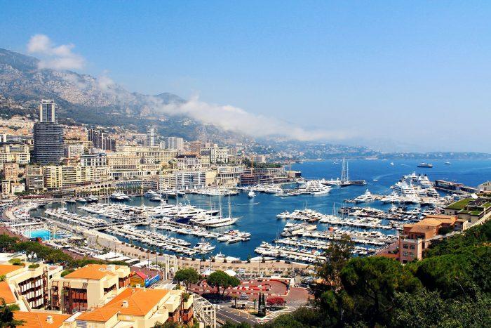 Monaco Gezilecek Yerler